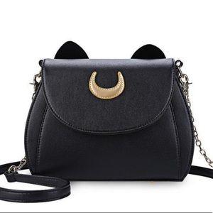 Black Sailor Moon purse
